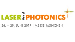 Canlas exhibited on LASER World of Photonics 2017.